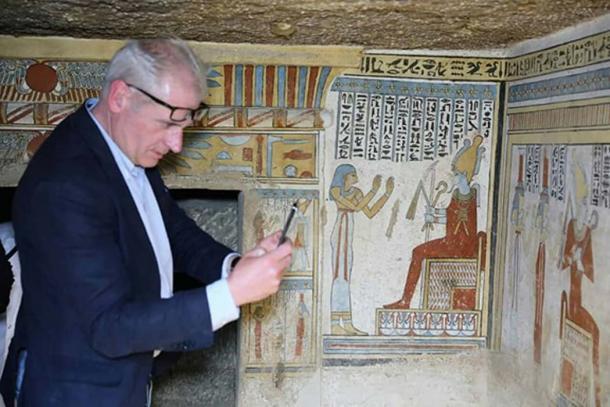 В древнеегипетской гробнице нашли 50 мумий мышей, кошек и птиц