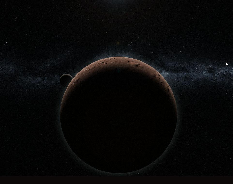 Астрономы ищут имя для крупнейшей карликовой планеты Солнечной системы