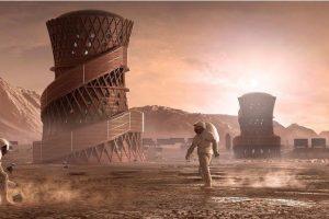 В NASA объявила победителей конкурса марсианских дизайнеров
