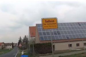 Немецкая деревня готовится стать географическим центром ЕС