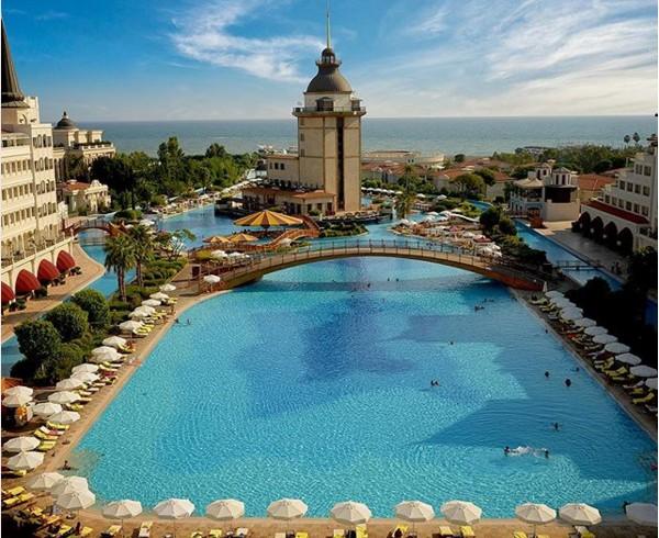 В Турции вновь откроется знаменитый «семизвездочный» отель