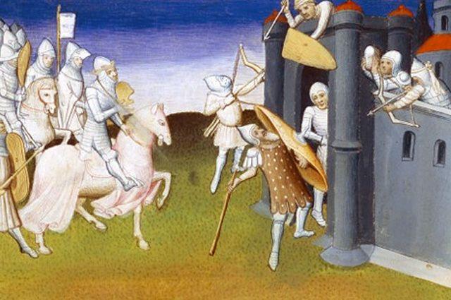 Не только европейцы: генетики проанализировали ДНК крестоносцев