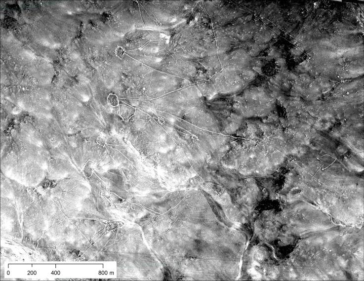 По снимкам холодной войны археологи сделали несколько открытий