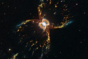 NASA предлагает  совершить путешествие в туманность Южный Краб