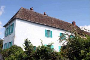 Особняк Клода Моне можно арендовать на Airbnb