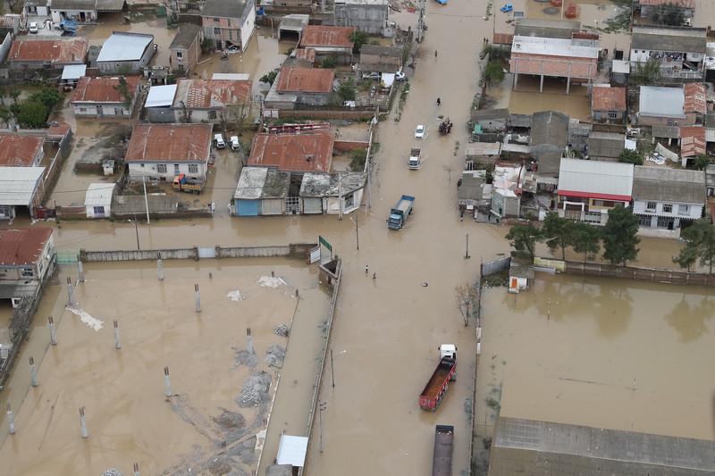 В результате наводнения в Иране погибло 45 человек