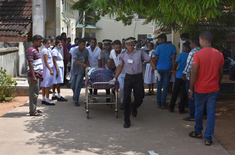 Теракты на Шри-Ланке: подробности