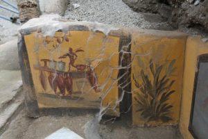 Под пеплом в Помпеях археологи нашли древнеримский фастфуд