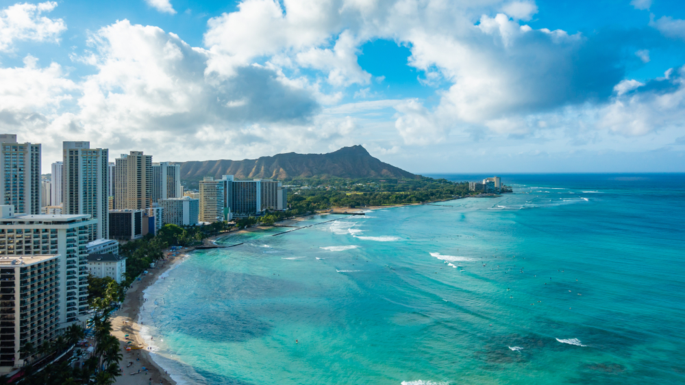 Пляж Вайкики на Гавайях скоро станет подводным