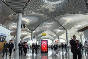 Украинцы будут прилетать в новый аэропорт Стамбула