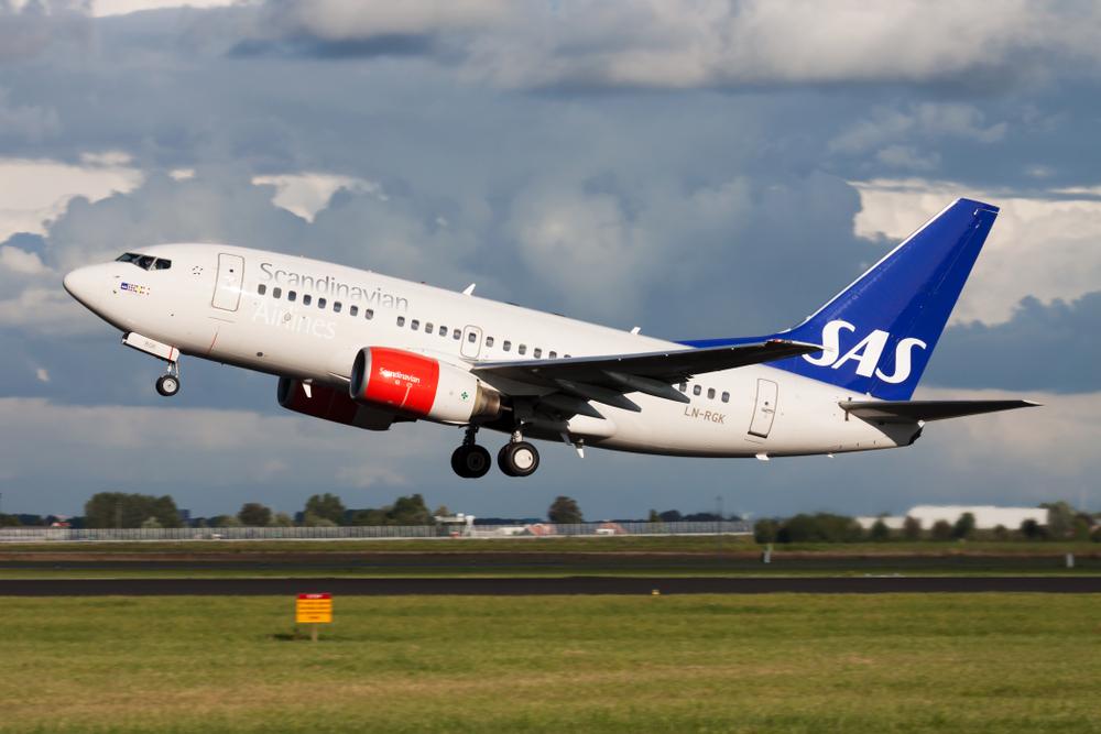 В Швеции, Дании и Норвегии отменены более 600 рейсов