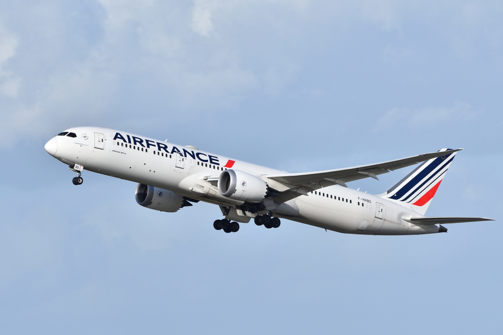 Air France пообещала бесплатный перелет всем, кто восстановит Нотр-Дам.Вокруг Света. Украина