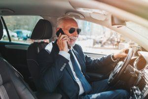 В Италии штраф за разговоры по мобильному за рулем повысят до 1700 евро