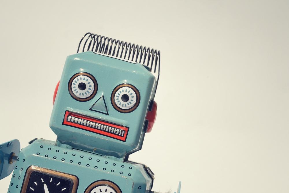 В США создали робота-шутника