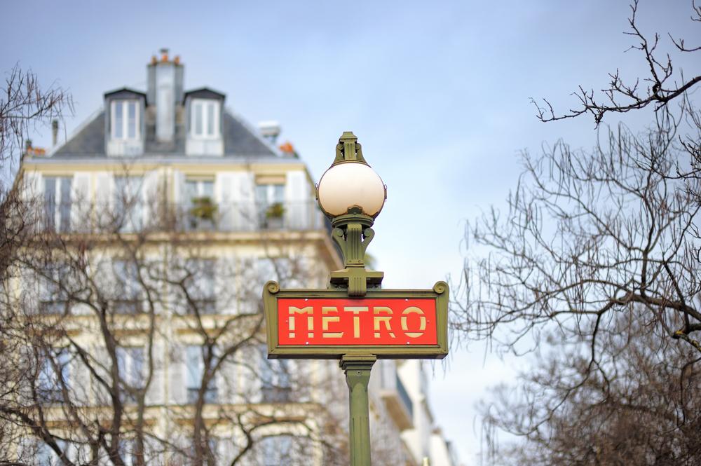 Метро и трамваи в Париже будут ездить круглосуточно