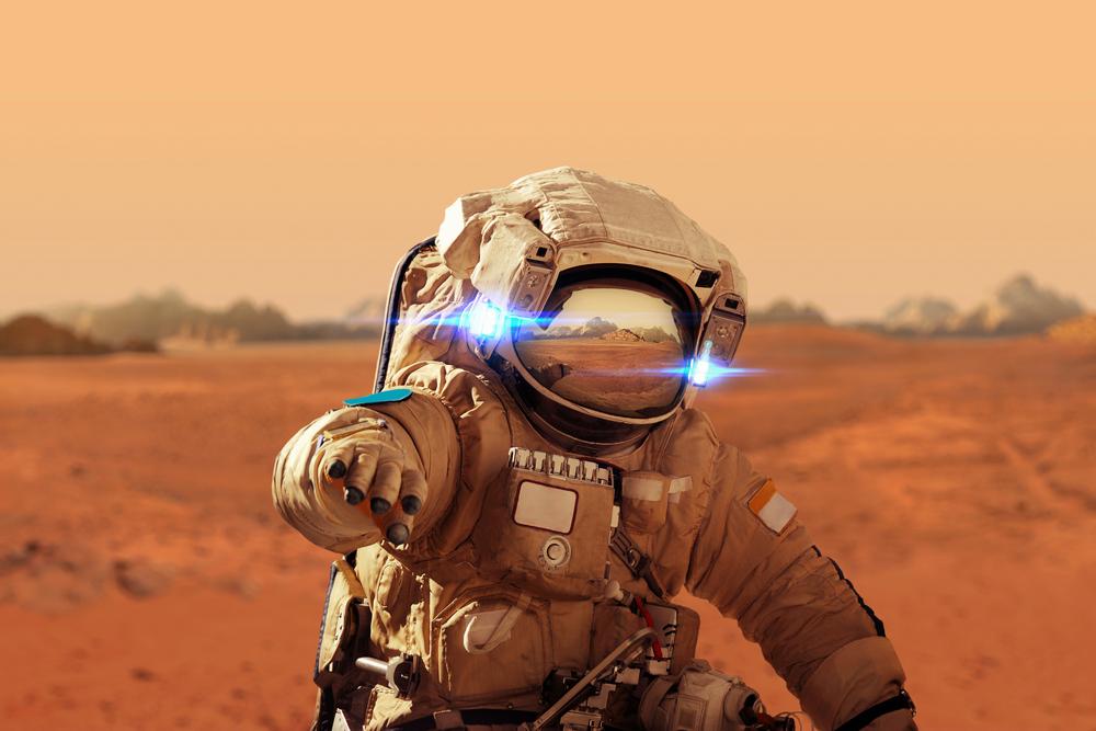 В НАСА сообщили, что астронавтам нужны очки для плавания