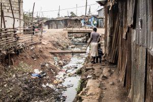 В Мозамбик циклон принес холеру