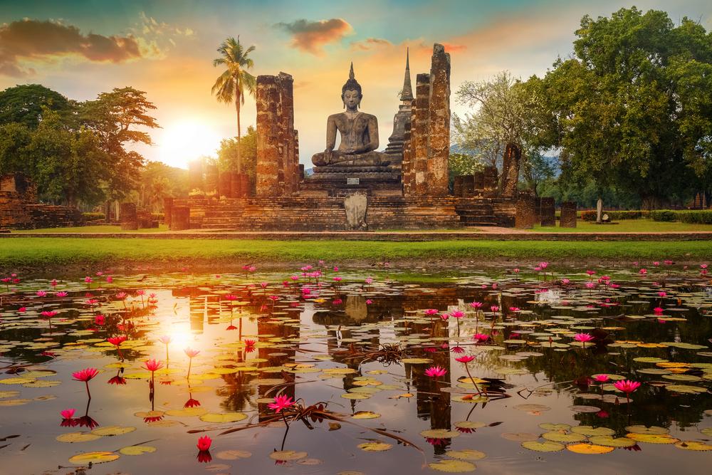 Украинцам больше не требуется виза для поездки в Таиланд