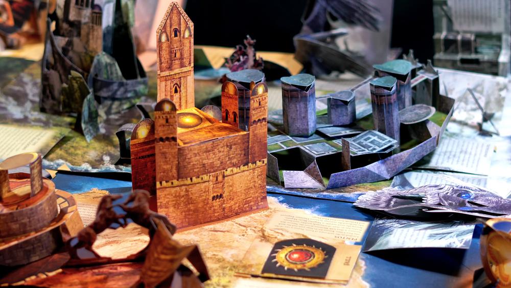 Игра престолов карта