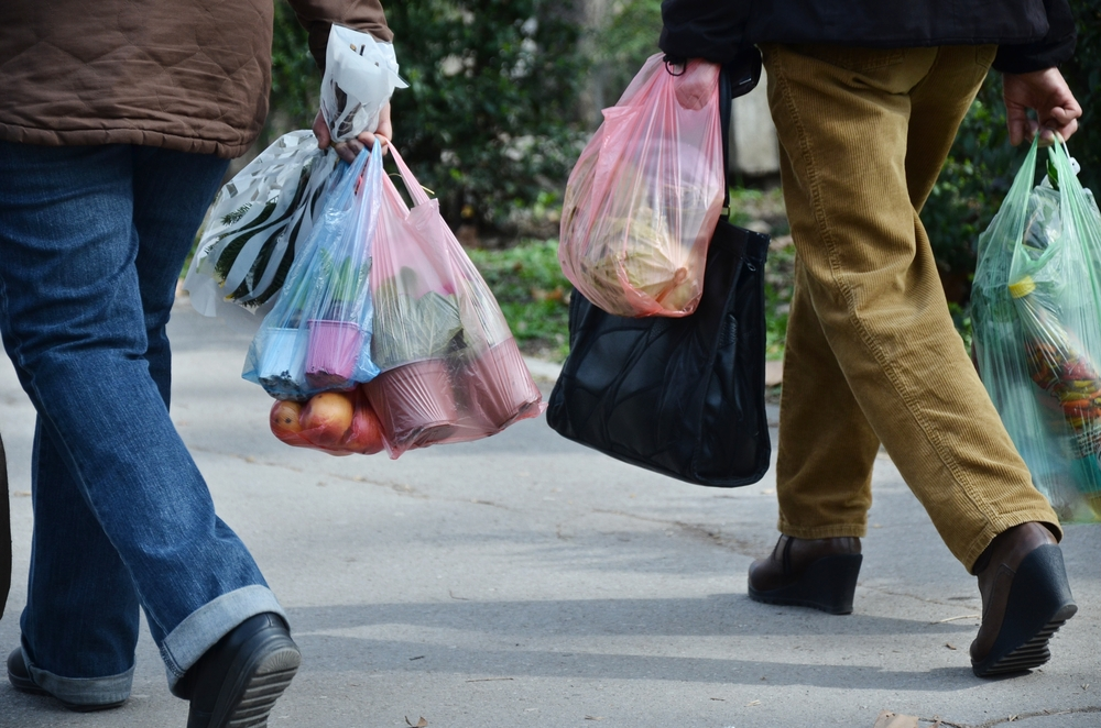 окружающая среда - пластик