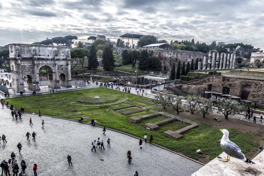 В Риме предлагают виртуальный тур по Золотому дворцу императора Нерона.Вокруг Света. Украина