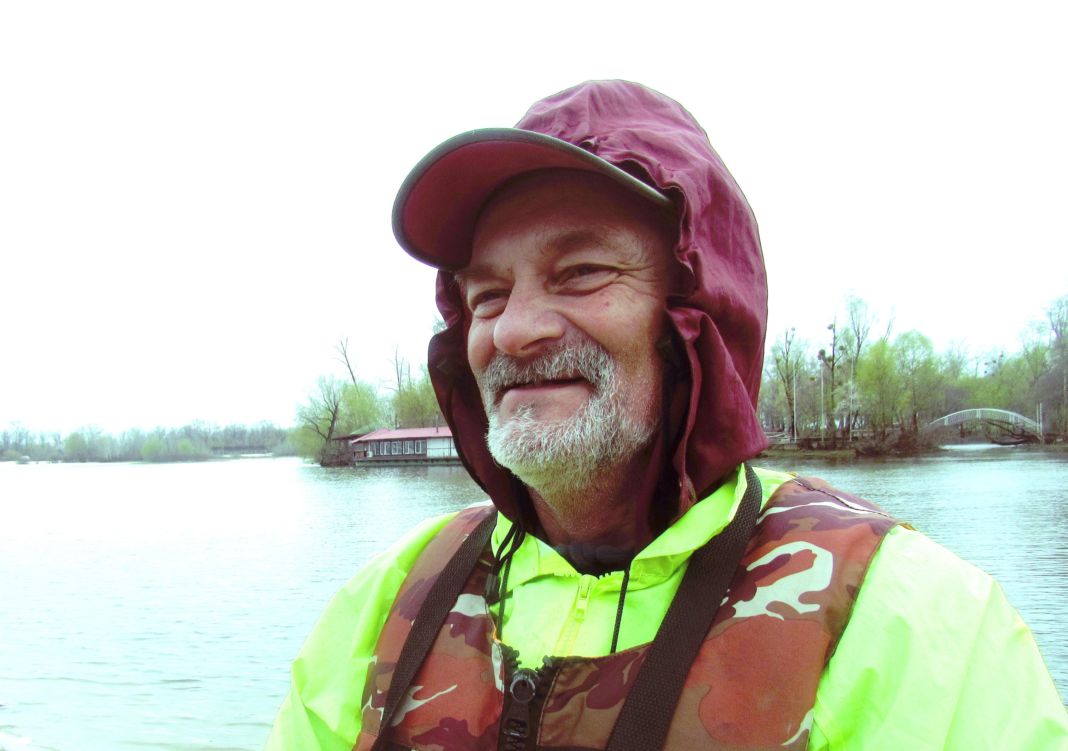Украинский путешественник пройдет на каяке по Средиземному морю