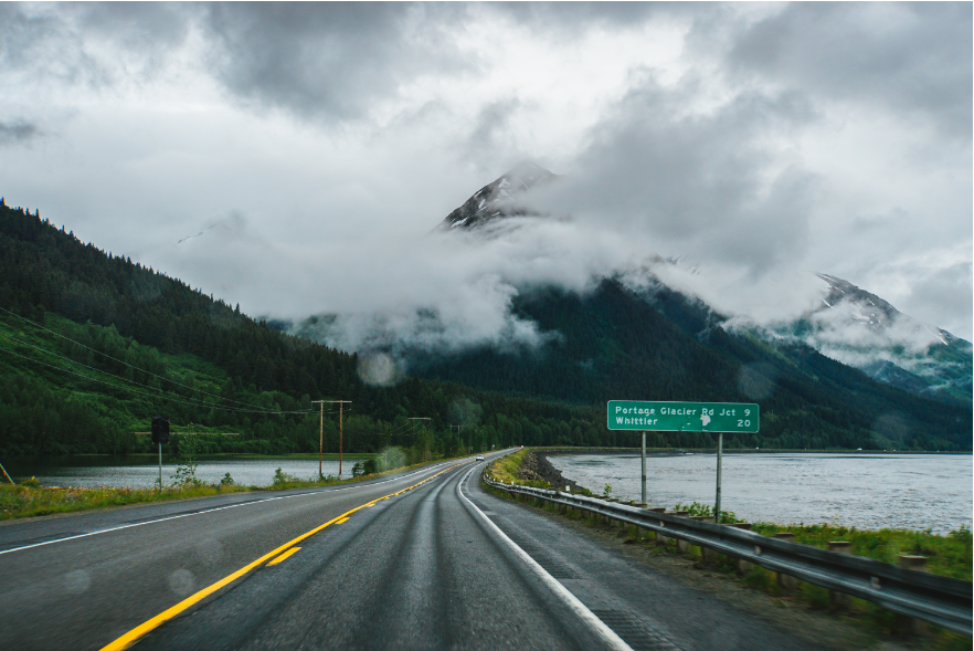Треккинг по леднику и селфи с оленем: 5 причин поехать на Аляску.Вокруг Света. Украина