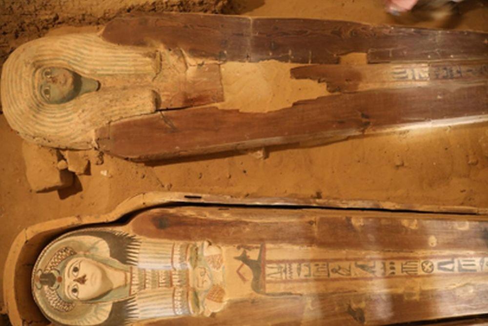 В Египте нашли древнейший некрополь
