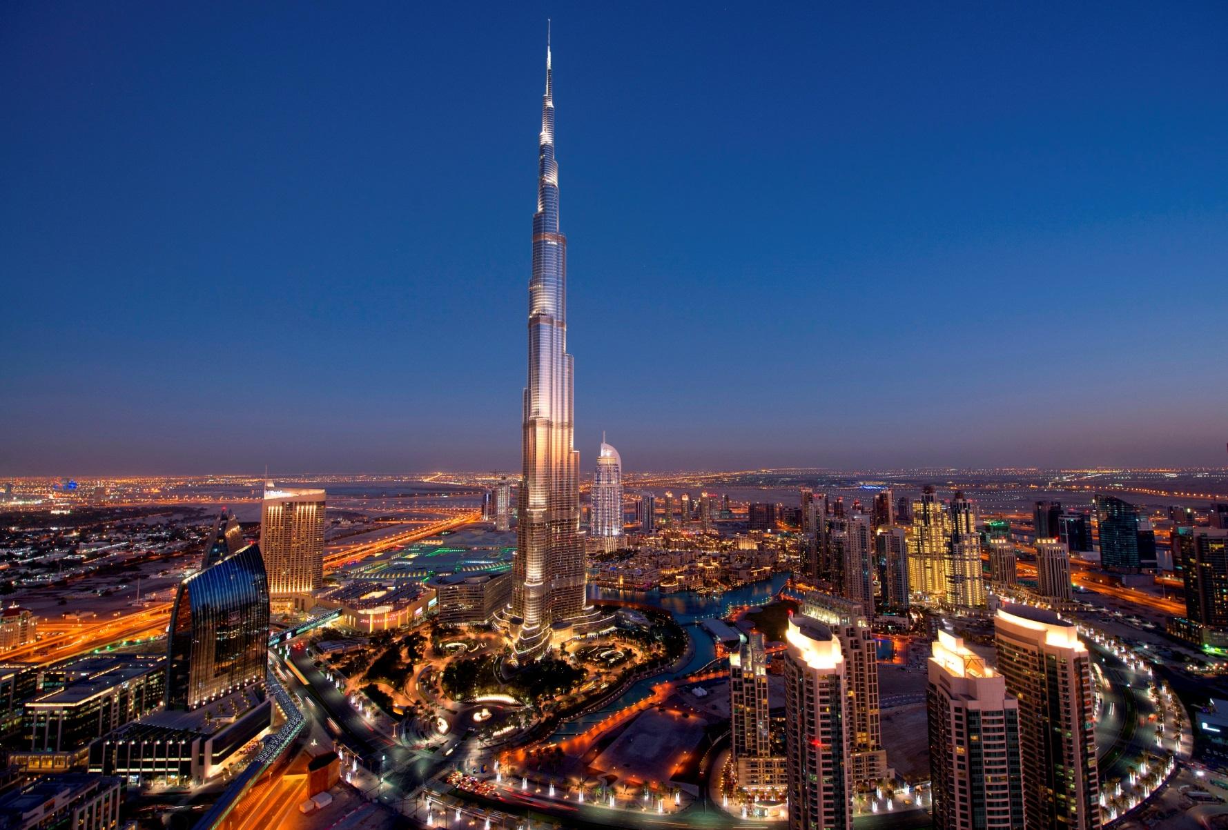 Дубаи Бурж Халиф