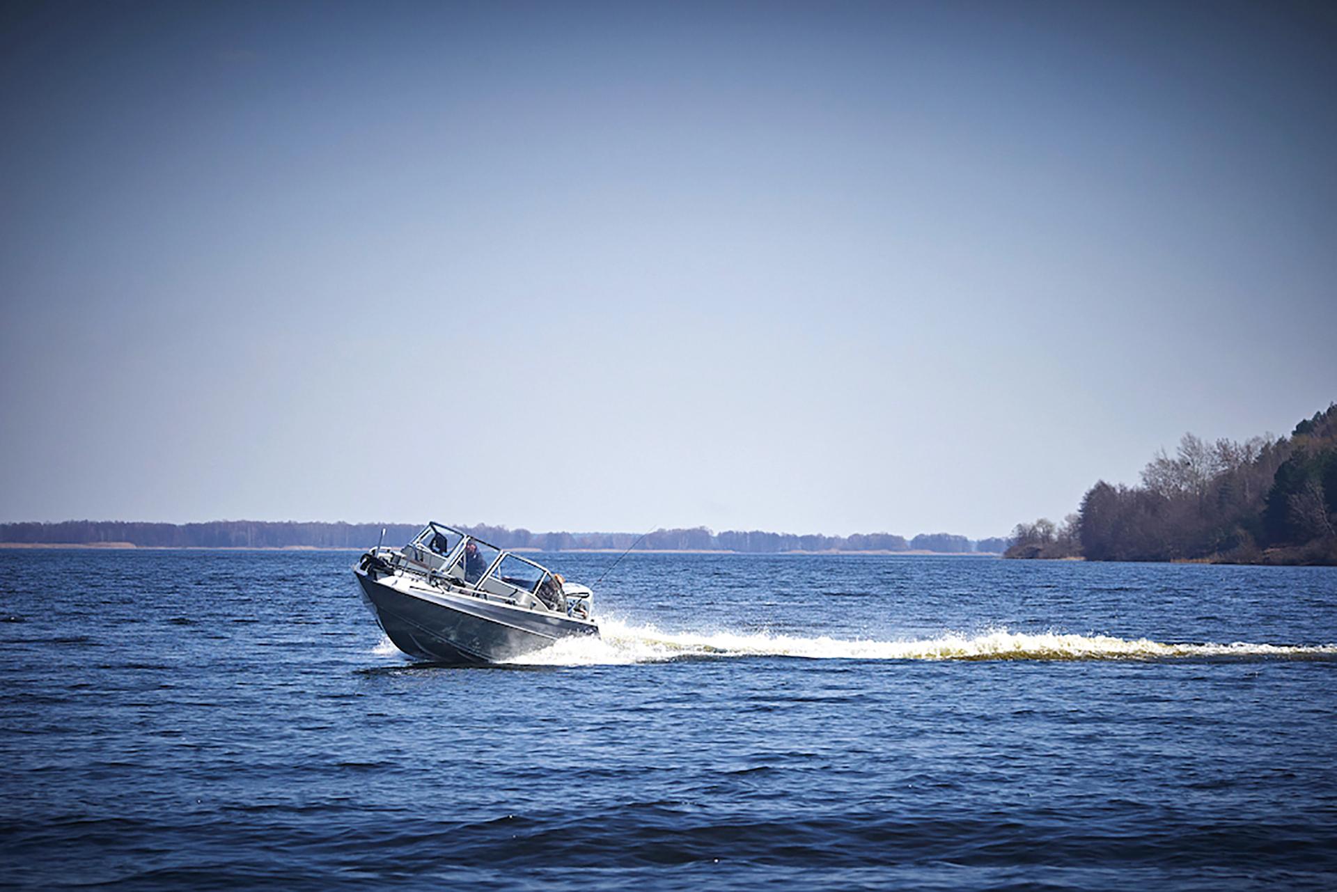 Рыбалка на Днепре - незабываемое приключение!