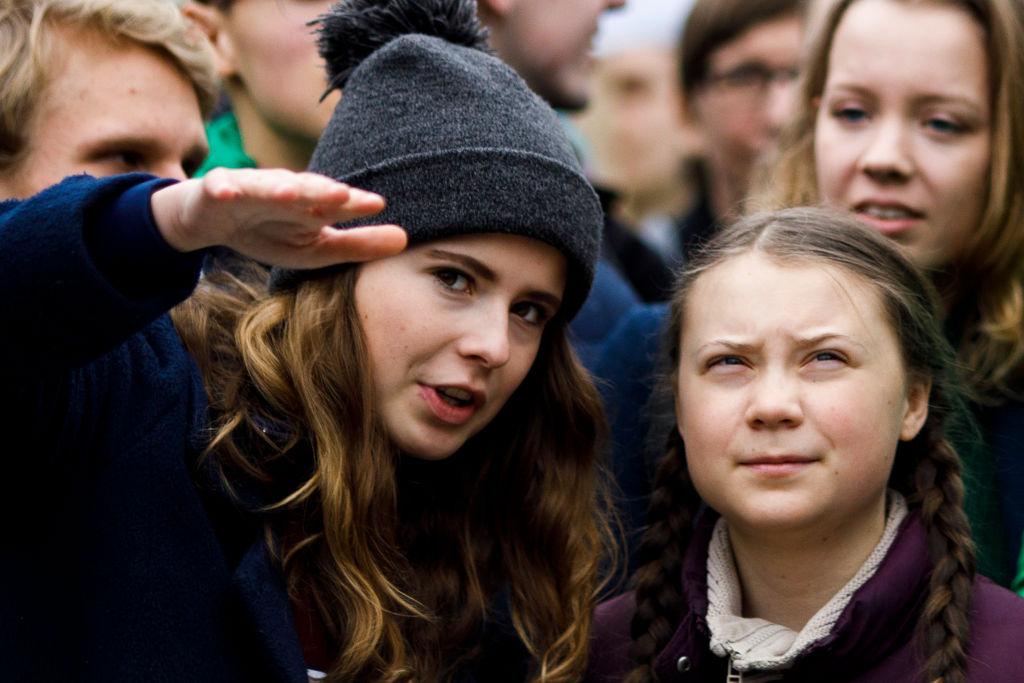 «Летать стыдно»: почему шведская школьница путешествует только поездами.Вокруг Света. Украина
