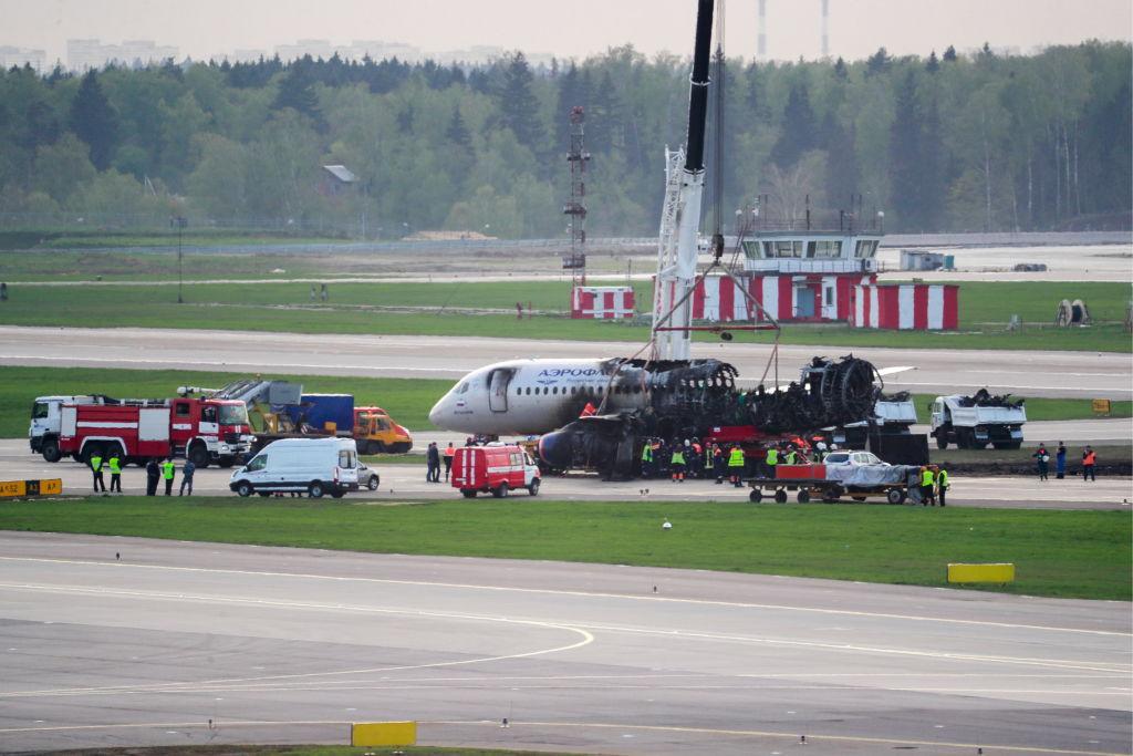 Безопасно ли летать российскими авиалиниями?