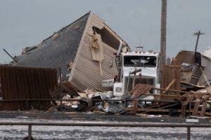 Сокрушительный торнадо перекочевал из Оклахомы в Огайо