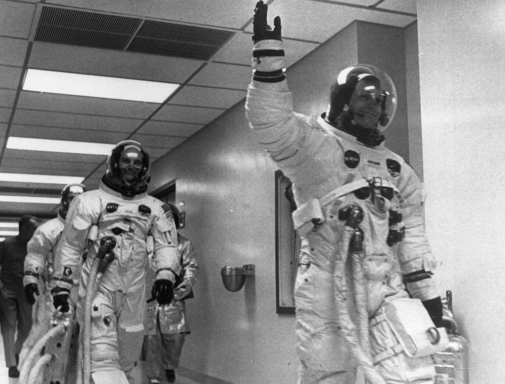 В НАСА посчитали, сколько раз ругался экипаж