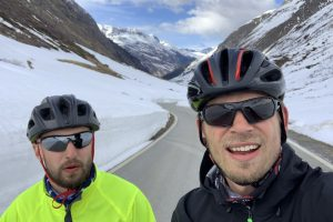 """Влогер Александр Ляпота: """"Германия - лучшая в мире страна для велотуризма"""""""