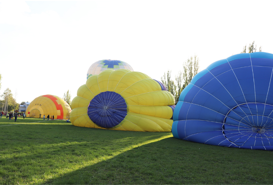 воздушных шаров