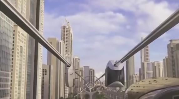 В Дубае построят канатную дорогу со скоростью 150 км/ч