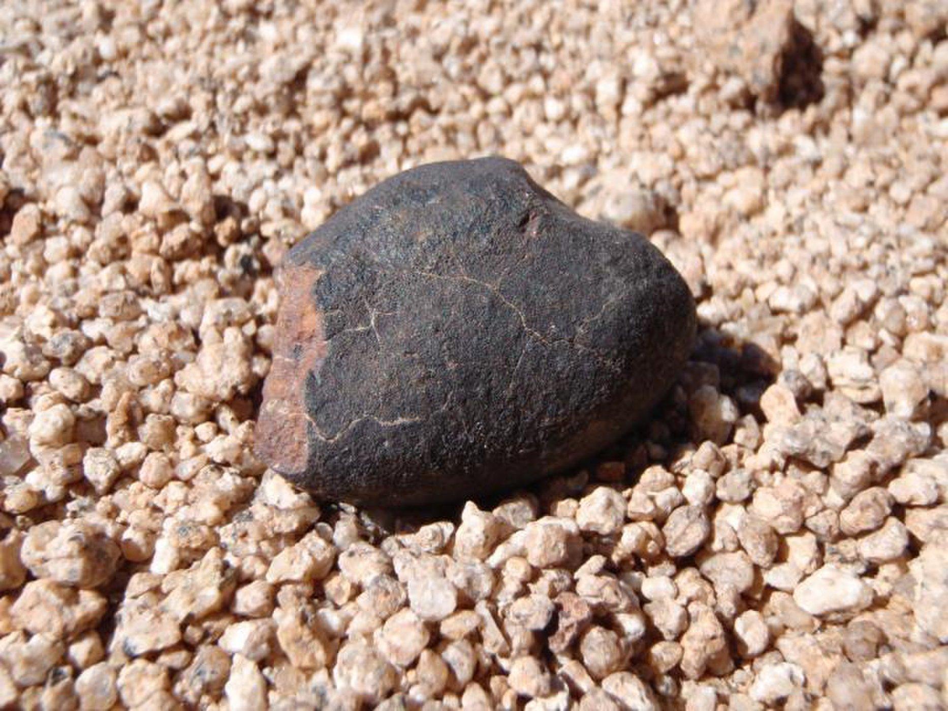 Древнейшая коллекция метеоритов найдена в самом сухом месте на планете
