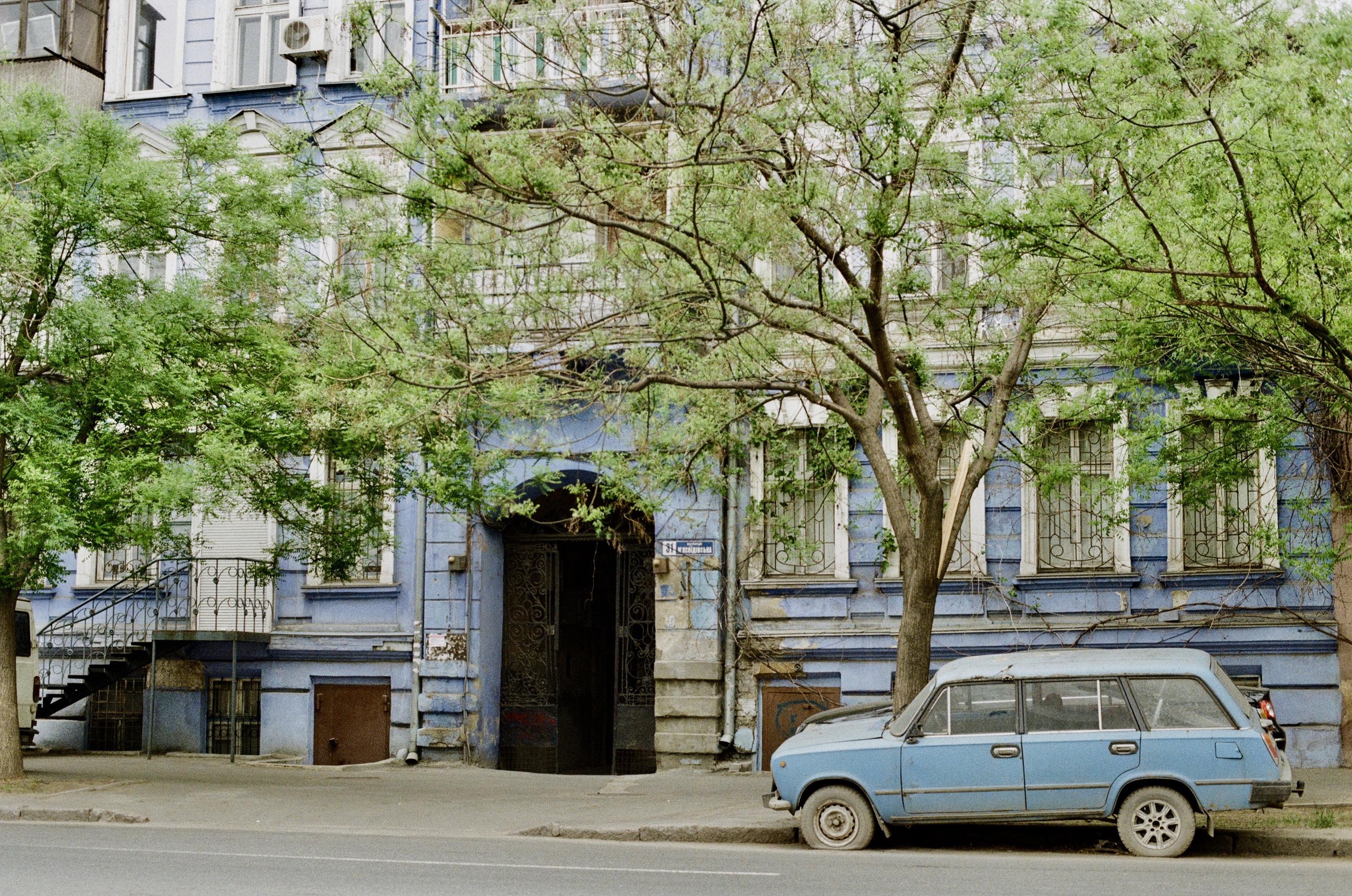 Одесса как она есть: самые атмосферные места города