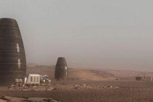 NASA вручило $500 тысяч будущим строителям марсианской колонии