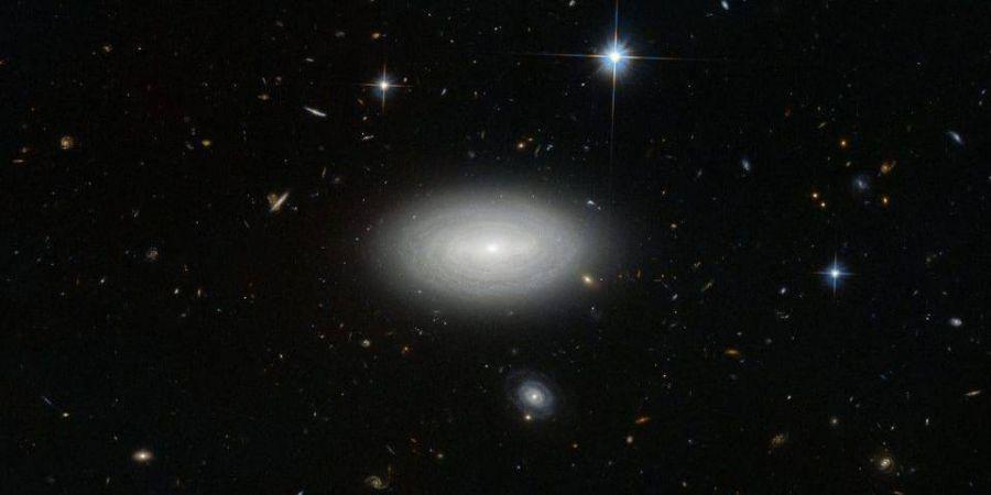 В созвездии Рыб нашли самую одинокую галактику.Вокруг Света. Украина