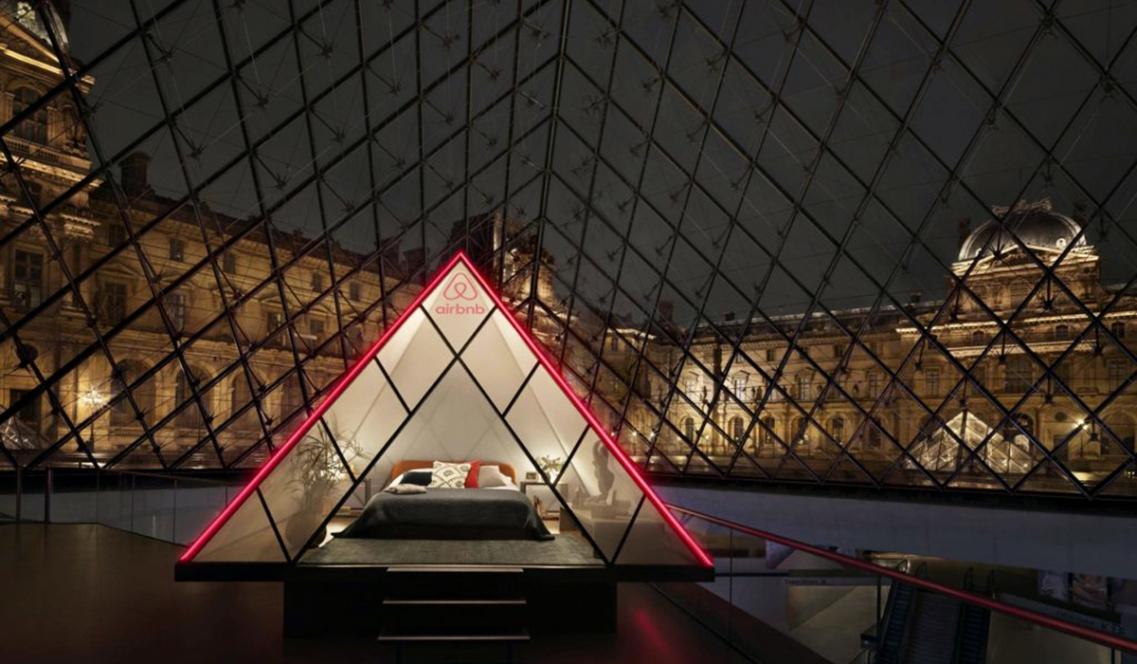 Пара из Британии выиграла ночевку в Лувре