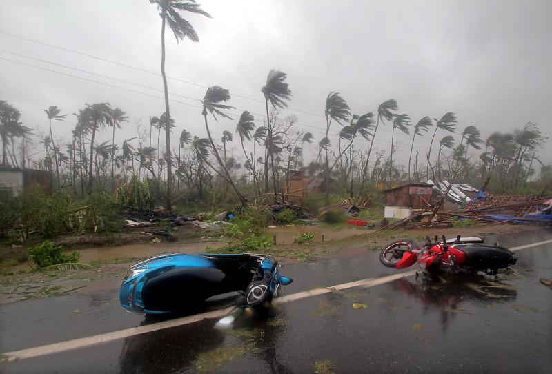 Количество жертв циклона Фани растет