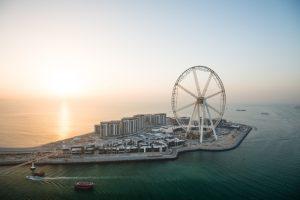 В Дубае достроили самое высокое в мире колесо обозрения