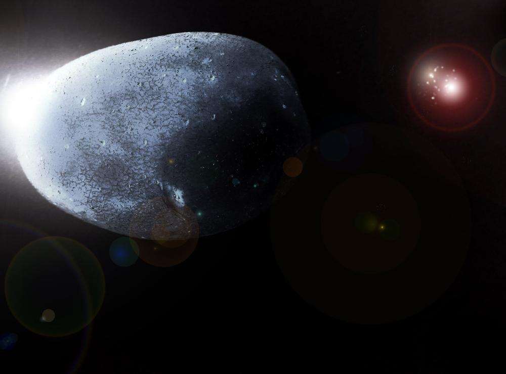 Рядом с Землей пролетит астероид с собственным спутником