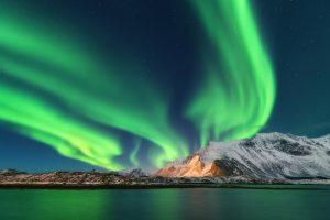 Магнитный полюс приближается к Сибири: что будет с северным сиянием?