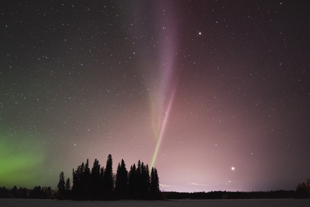 Найдено объяснение странному небесному феномену – Стиву