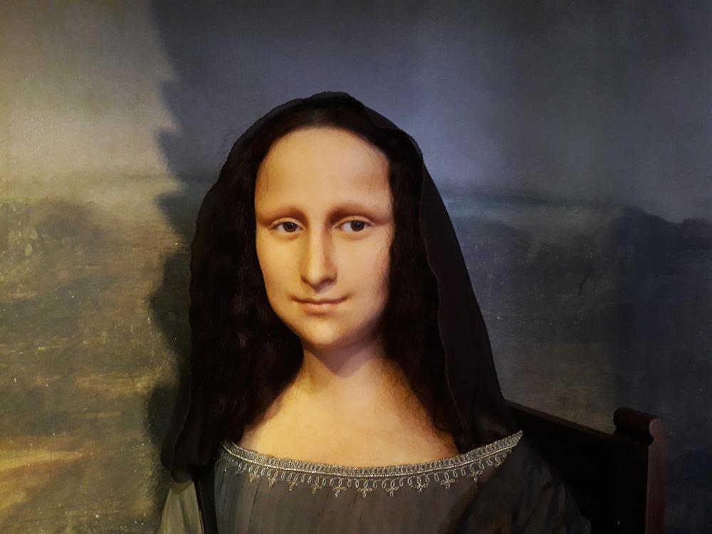 Нейросеть оживила «Мону Лизу».Вокруг Света. Украина