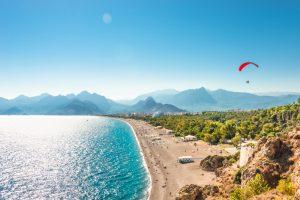 В Турции самые безопасные пляжи в мире