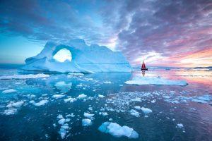 Ученые предлагают заморозить полюса, чтобы спасти планету